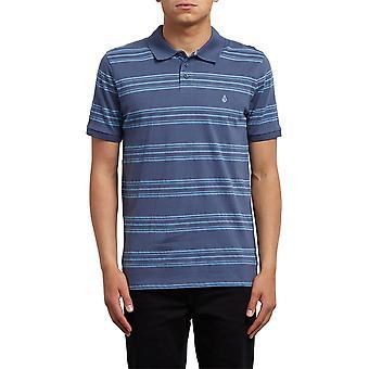 Volcom Kaboom Stripe Polo Shirt
