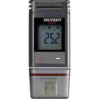 Temperature data logger VOLTCRAFT DL-200T -30 up to +60 °C