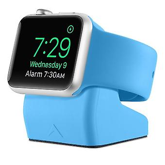 Elevation lab NS-104 nightstand stand for Apple iWatch blue