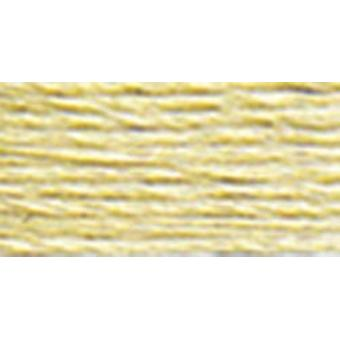 DMC 6-Strand Embroidery Cotton 100g Cone-Yellow Beige Light