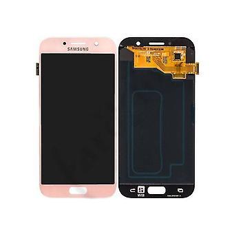 Samsung Galaxy A520 - Samsung Service Pack - Pink