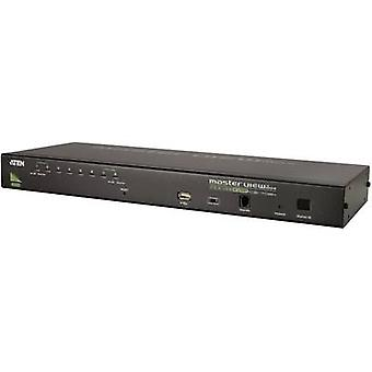ATEN CS1708A-AT-G 8 ports KVM changeover switch VGA USB, PS/2 2048 x 1536 pix