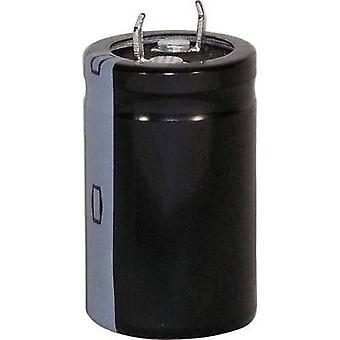 Teapo SLQ107M450S1A5R30K Electrolytic capacitor Snap-in 10 mm 100 µF 450 V 20 % (Ø x H) 25 mm x 30 mm 1 pc(s)