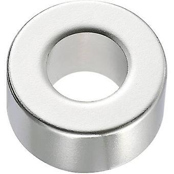Conrad Components Permanent magnet Ring N45 1.37 T Temperature limit (max.): 80 °C