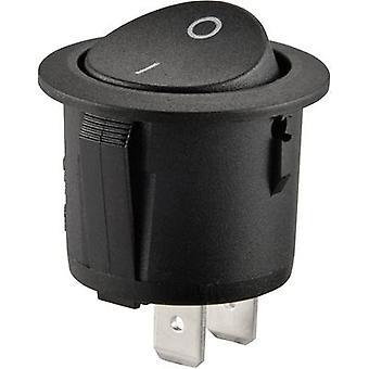 Interruptor de SCI R13-223-01 250 V CA 10 A 1 x/cierre 1 PC