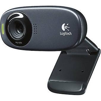 Logitech C310 HD webcam 1280 x 720 pix Stand, Clip mount