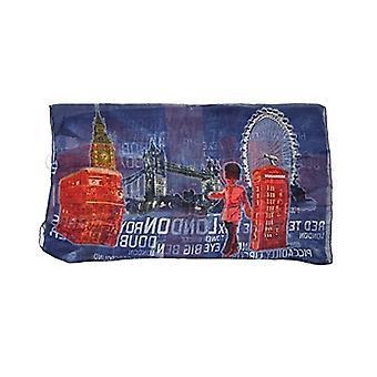Union Jack tragen Union Jack London Symbol Scarve