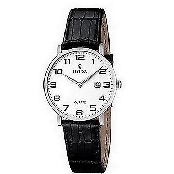 FESTINA - ladies Bracelet Watch - F16477/1 - classical music - classical music