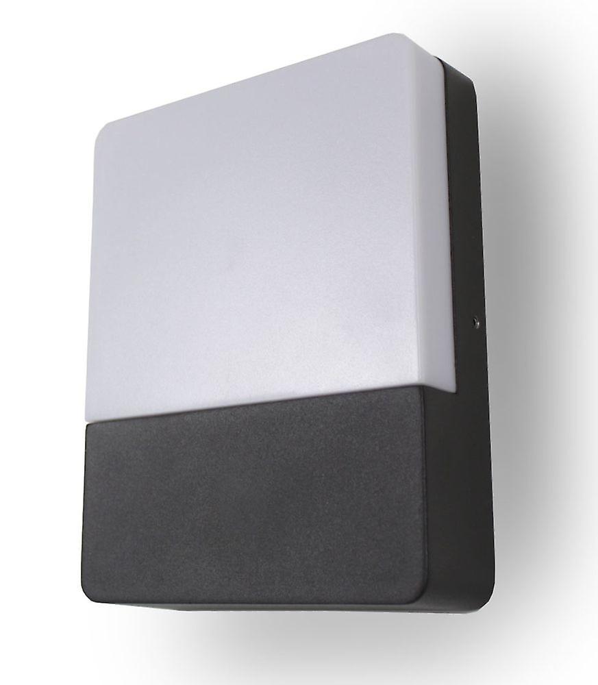 Wall lamp Wall lamp taro led 10W 6300 K IP54 grey 10760