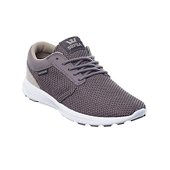 Supra Charcoal-White Hammer Run Shoe