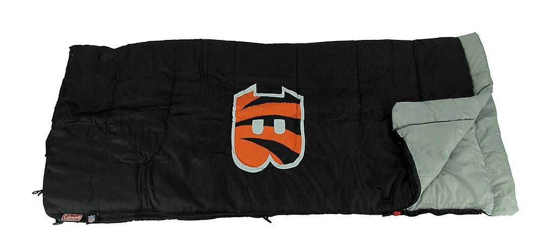 Coleman Cincinnati Bengals Youth Sleeping Bag