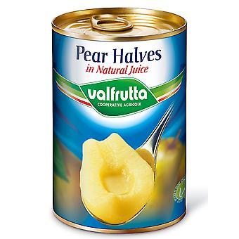 Valfrutta Pear Halves In Juice