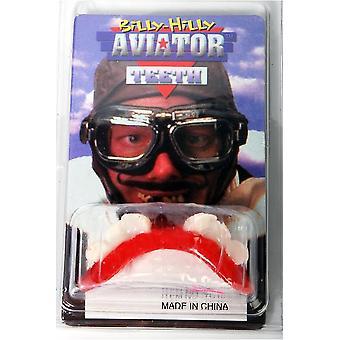 Witze aus Kunststoff pilot Zähne