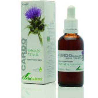 Soria Natural Milk Thistle Extract (Herboristeria , Natural extracts)
