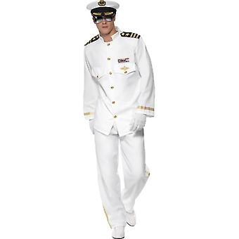 Captain Deluxe Costume, Chest 46