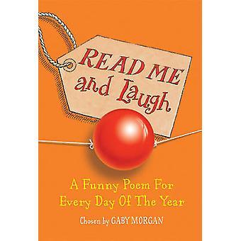私を読むし、笑う - b が今年選んだを毎日面白い詩