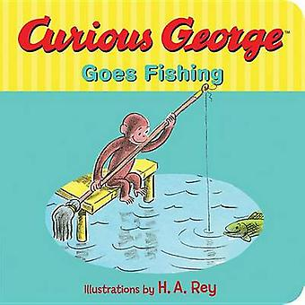 Curious George Goes Fishing by H. A. Rey - 9780544610972 Book
