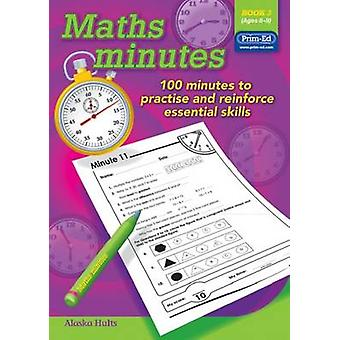 Maths Minutes - Book 3 by Prim-Ed Publishing - 9781846542909 Book