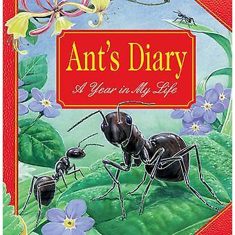 Ant Tagebuch - ein Jahr in meinem Leben von Steve Parker - 9781861476579 Buch