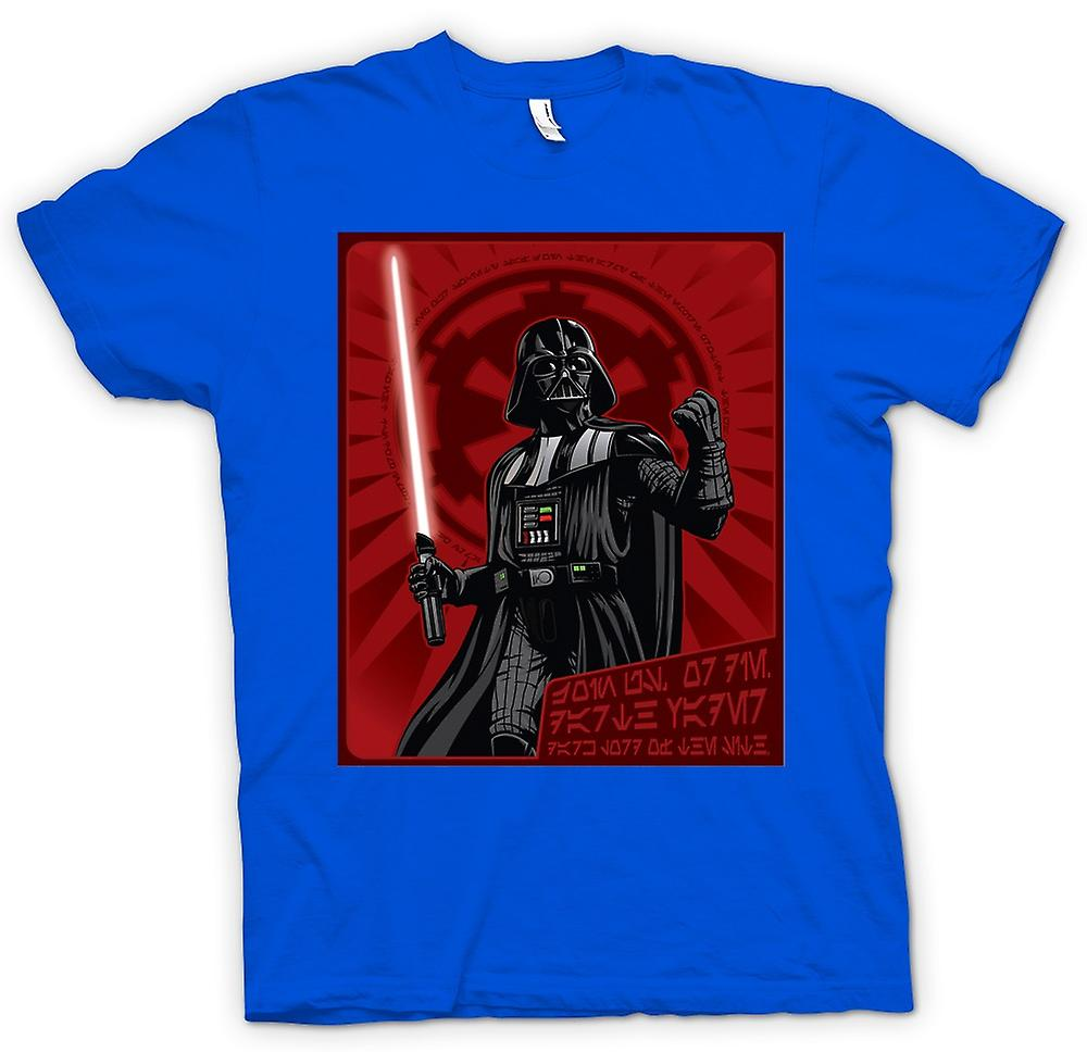 Hommes T-shirt - Darth Vader - Star Wars - Japonais