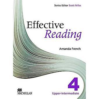 Leitura eficaz - estudante livro intermediário por Amanda francês-