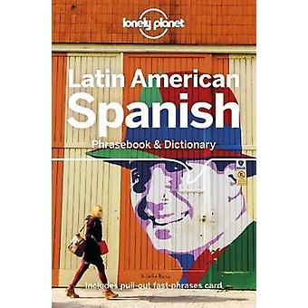 Lonely Planet Latin American Spanish Phrasebook & Dictionary by L