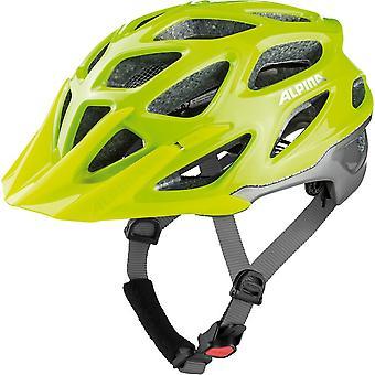 Alpina myth 3.0 MTB bike helmet / / be visible silver