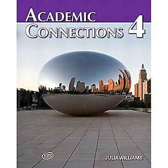 Raccordements universitaires 4: Et MyAcademicConnectionsLab: livre avec Code