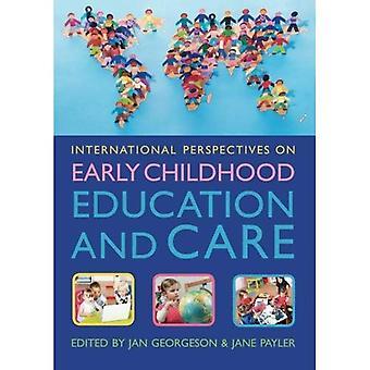 Perspectives internationales sur l'éducation et les soins