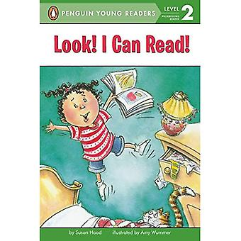 Look! I Can Read! (All Aboard Reading: Level 1)