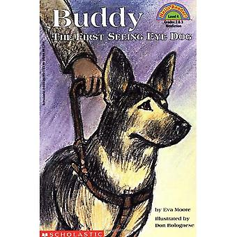 Buddy: Eerste wakend oog hond, (niveau 4) (Hallo lezer! Niveau 4)