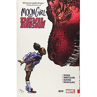 Mond Girl und Teufel Dinosaurier Bd. 1: BFF