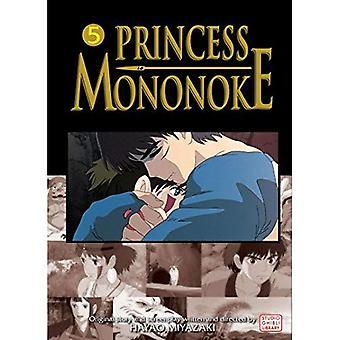 Princess Mononoke Film Comic: v. 5 (Princess Mononoke Film Comics): v. 5 (Princess Mononoke Film Comics)