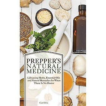 Médecine naturelle de préparateur