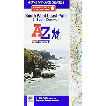 SW Coast Path South Cornwall�Adventure Atlas