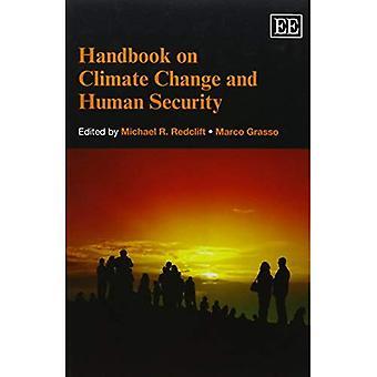 Manual sobre el cambio climático y seguridad humana
