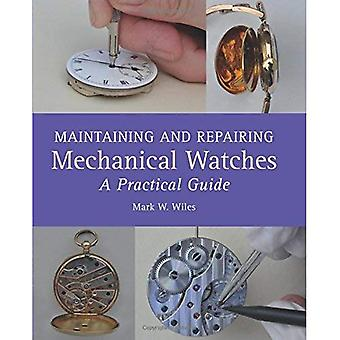 Mantenimiento y reparación de relojes mecánicos: una guía práctica