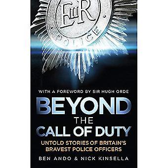 Utöver Call Of Duty: Untold Stories av Storbritanniens modigaste poliser