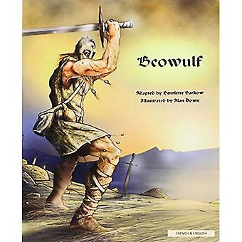 Beowulf in French and English