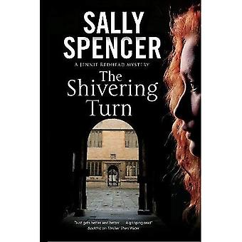 The Shivering Turn: A Pi Series Set in Oxford