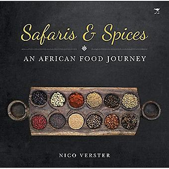 Safaris & spices: An African food journey