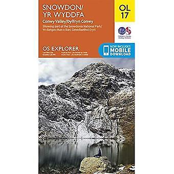 Snowdon (Explorer OS activo)