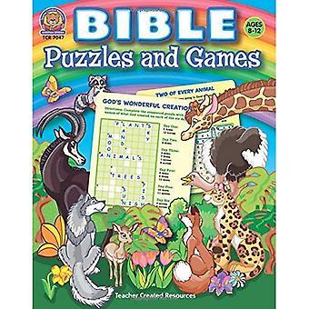 Bijbel puzzels en spellen