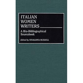 Mulheres italianas escritores A Sourcebook BioBibliographical por Russell & Rinaldina