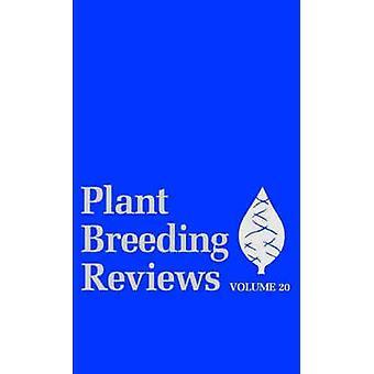 Plant Breeding Reviews by Janick & Jules