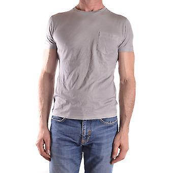 Ralph Lauren Grey Cotton T-shirt