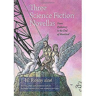 Tre Science Fiction-noveller