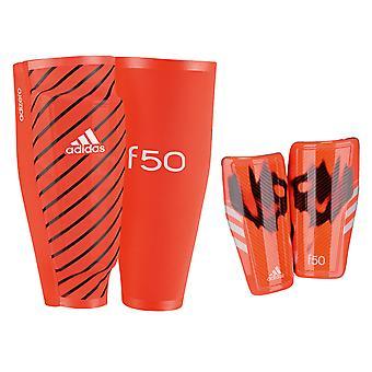 Adidas Performance heren Voetbal Soccer Shinguards Shinpads - rood