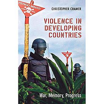 Vold i udviklingslandene: krig, hukommelse, fremskridt