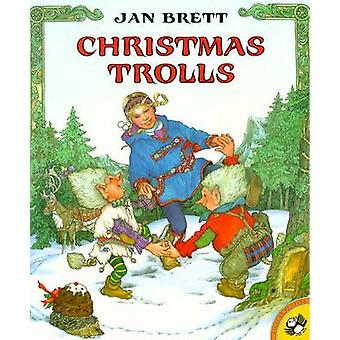 Christmas Trolls by Jan Brett - 9780698118461 Book